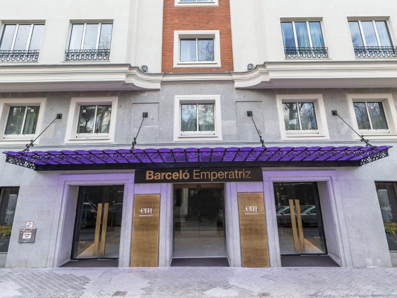Barcel lanza tres marcas nuevas de hoteles - Hoteles barcelo en madrid ...