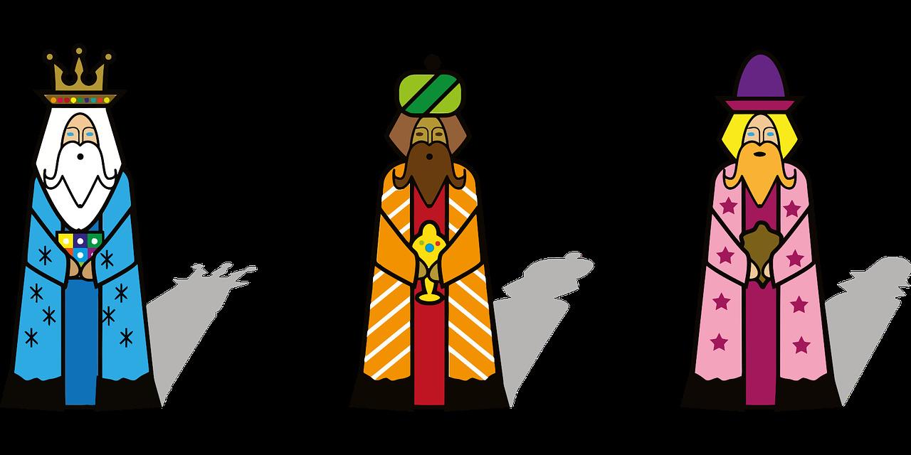 Resultado de imagen de reyes magos y black friday