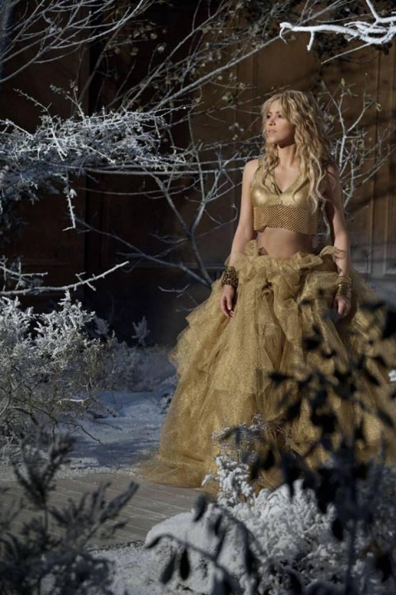 daabc4f2ac Sale el sol para Freixenet y Shakira